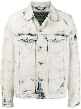 Moose Knuckles джинсовая куртка на пуговицах M10MJ139