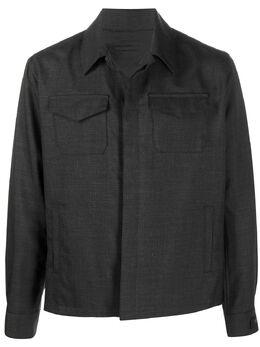 Undercover однотонная куртка-рубашка UCY42041