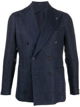 Tagliatore двубортный пиджак 1SMC20K06UEG296