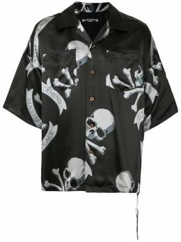 Mastermind World рубашка Skull Vacation MW20S04SH018400
