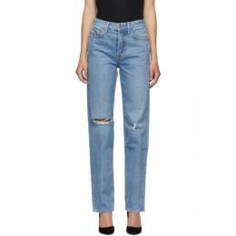 Grlfrnd Blue Mica Jeans GF42508501480