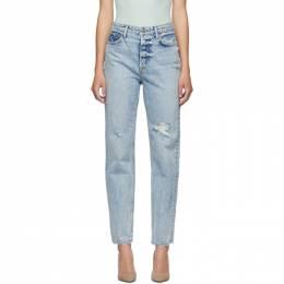 Grlfrnd Blue Devon Jeans GF41768501387