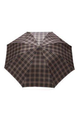Складной зонт Pasotti Ombrelli 64S/DIAM0ND/20/PELLE D0LL.