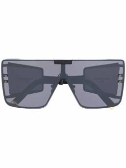 Balmain солнцезащитные очки Wonder Boy из коллаборации с Akoni UBPS102