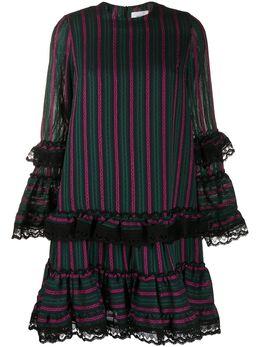 Erdem платье мини Maximilla SS2021357BSCVD