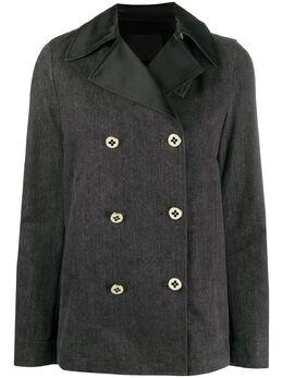 Ports 1961 двубортная джинсовая куртка PW120JJD52FCOU200