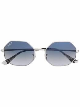 Ray Ban 0RB1972914978 geometric-frame sunglasses