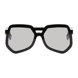 Grey Ant Black Clip Sunglasses CPBK2