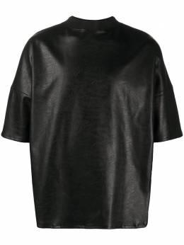 Alchemy футболка оверсайз с короткими рукавами ALL413