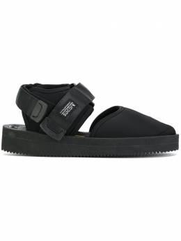 Suicoke сандалии с закрытым носком OG071VBITAVBLACK11