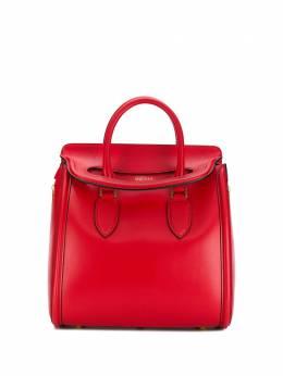 Alexander McQueen сумка-тоут с верхними ручками 300793AWP0O