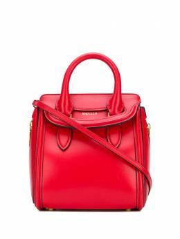 Alexander McQueen сумка-тоут с логотипом 351176LEY40