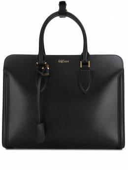 Alexander McQueen сумка-тоут с логотипом 321785BUK0O