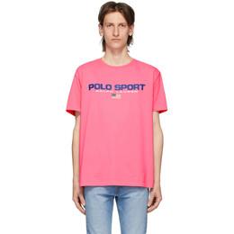 Polo Ralph Lauren Pink Polo Sport T-Shirt 710800906004