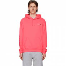 Polo Ralph Lauren Pink Fleece Polo Sport Hoodie 710800486004