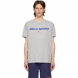 Polo Ralph Lauren Grey Polo Sport T-Shirt 710800906003