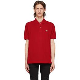 Lacoste Red L.12.12 Polo L1212-52