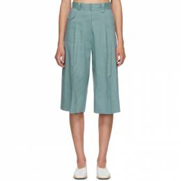 Low Classic Blue Bermuda Shorts LOW20SS_PT05BG