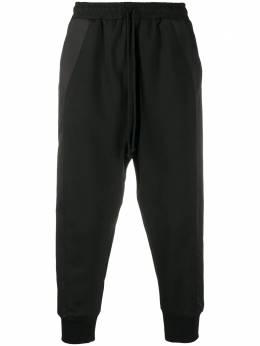 Alchemy спортивные брюки с кулиской ALL405