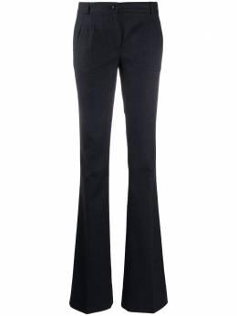 Dolce&Gabbana расклешенные брюки строгого кроя FTA8ETFUBB3