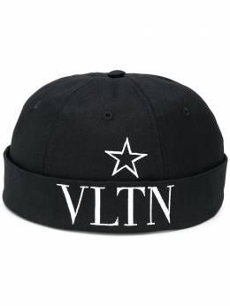 Valentino Garavani шапка с принтом VLTNSTAR TY2HBA00BXG