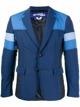 Junya Watanabe Comme Des Garcons Pre-Owned куртка в стиле колор-блок 2000-х годов JUN054