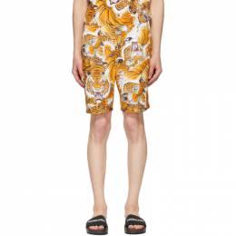 Wacko Maria Multicolor Tim Lehi Edition Hawaiian Shorts TIMLEHI-WM-HI16