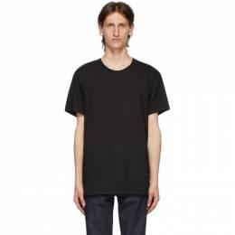 Calvin Klein Underwear Three-Pack Black Cotton Classic-Fit T-Shirt NB4011G