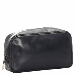 Gucci Black Leather Clutch Bag 296659
