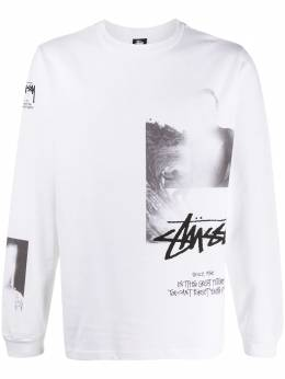 Stussy футболка из коллаборации с Matthew M. Williams 314064
