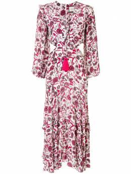 Alexis платье Nakkita с цветочным принтом A12004356135