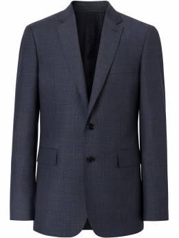 Burberry костюм-двойка узкого кроя 8028405