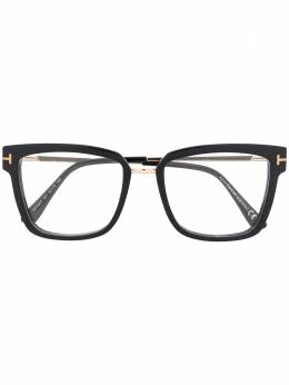 Tom Ford Eyewear очки в квадратной оправе FT5507