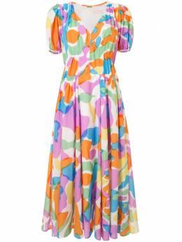 Cult Gaia платье Elise с принтом 50141K11