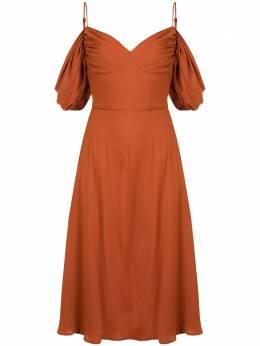 Cult Gaia платье миди Katalina 50151P04