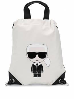 Karl Lagerfeld рюкзак K/Ikonik 205M3015100