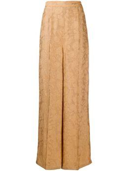 Atu Body Couture жаккардовые брюки палаццо ATS20075
