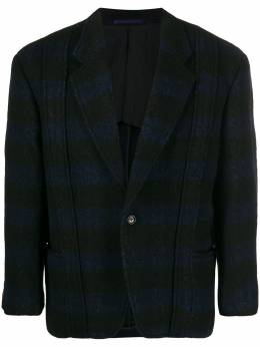 Comme Des Garcons Pre-Owned куртка в полоску 1980-х годов CDG1209