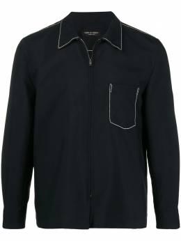 Comme Des Garcons Pre-Owned куртка-рубашка Souvenir Kitsch 1999-го года CDG1206