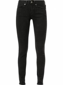 Levi's: Made&Crafted джинсы скинни Empire EMPIRESKINNYBLACKSTITCHFEMALE