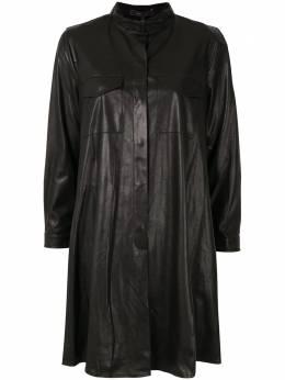 BCBGMaxAzria платье-рубашка RPY67C56