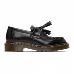 Comme Des Garcons Comme Des Garcons Black Dr. Martens Edition Made In England Adrian Loafers CSH08