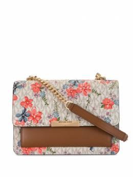 Michael Kors сумка на плечо Jade с цветочным принтом 30S0GJ4L9I