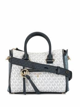 Michael Kors сумка-сэтчел Carine с логотипом 30S0GCCS1V