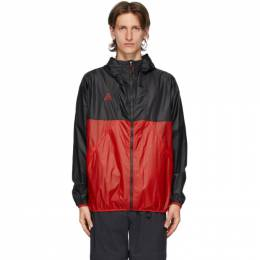 Nike Acg Red and Black ACG Jacket CK7238