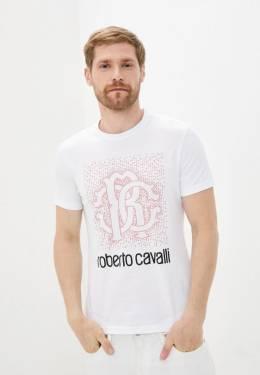 Футболка Roberto Cavalli GST648A#02700053