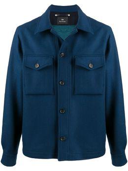Ps by Paul Smith куртка Melton в стиле милитари M2R881TD20089
