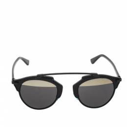 Dior Black/Silver B0YMD Dior So Real Sunglasses 297953