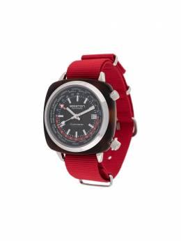 Briston Watches наручные часы Clubmaster Worldtime 42 мм 20842SATWPNR