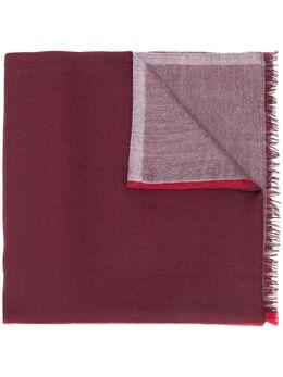 Brunello Cucinelli шарф с бахромой MSC606AVCC411